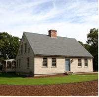 New England Early Homes